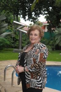 Pintora y escultora Ilse Ortiz de Manazanares. LAPRENSA/M. Esquivel