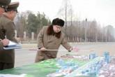 Kim Jong-un ordena construir nueva calle residencial para científicos