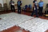 Cocaína en puesto fronterizo de Peñas Blancas