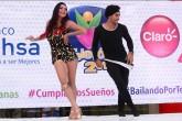 Las parejas de Bailando por Teletón demuestran su talento al baile