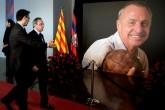 El Barcelona rinde homenaje a Johan Cruyff