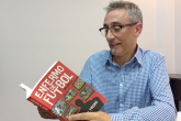 Daniel Frescó  estrena novela sobre el futbol y retrata la pasión
