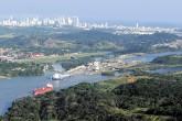 Lagos que abastecen el Canal de Panamá están en niveles históricamente bajos