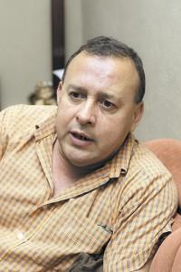 Byron Chamorro, presidente departamental del PLI en Jinotega.