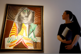 Londres acoge la muestra más extensa en 20 años de retratos de Picasso