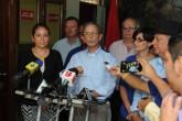 Eduardo Montealegre optimista en el caso del litigio por el PLI