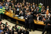 Diez segundos para la historia en Brasil