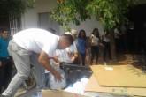 Llevan agua a zonas secas en Chinandega