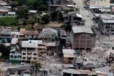 Ecuador continúa contando sus muertos un mes después del terremoto