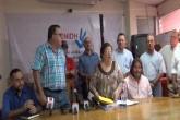 Miembros del PLI denuncian en el CENIDH asesinato a productor