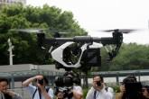 China busca innovar en el mercado de drones