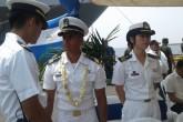 Nica en flotilla de la amistad de China