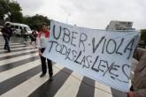 Ordenan clausura preventiva de plataformas de Uber en Buenos Aires