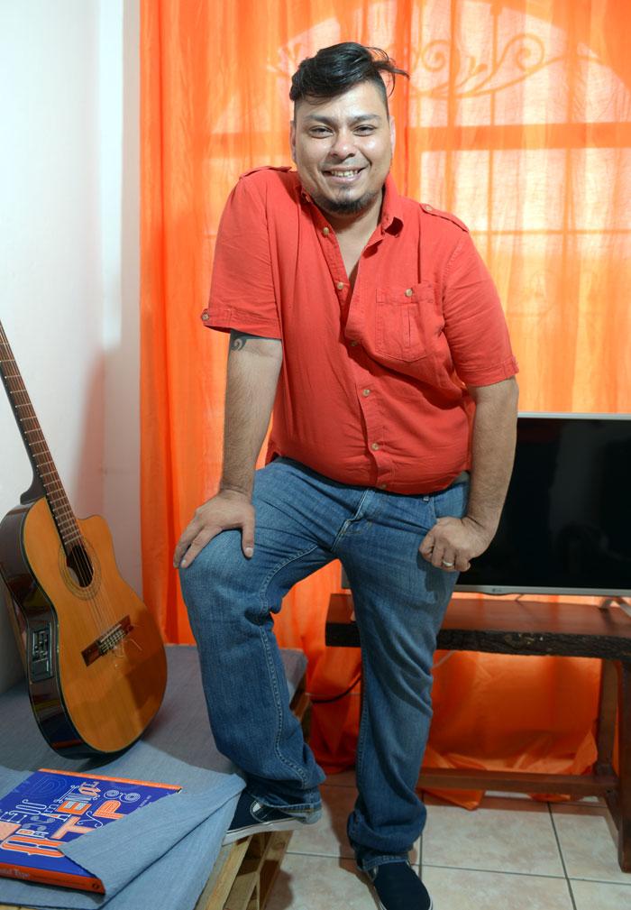 Reynaldo Ruiz. LA PRENSA/Manuel Esquivel.
