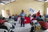 Pobladores de Ayapal exponen problemas a diputados del PLI