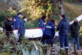 Familiares de Pablo Neruda entierran de nuevo sus restos en Isla Negra