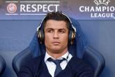 Cristiano Ronaldo no jugará ante el Manchester City
