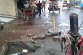 Primeras lluvias en Chinandega