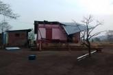 23 viviendas afectadas por primeras lluvias