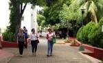 La UCA tendrá la primera acreditación internacional en programas de postgrados. Otras universidades en el país ya tienen acreditadas algunas de sus carreras de pregrados. LA PRENSA/ J. CASTILLO