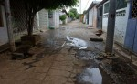 La Alcaldía de Managua aún no presupuesta para construir nuevos andenes en la colonia Villa Rubén Darío. LAPRENSA/O. NAVARRETE