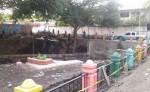 Más de un millón de córdobas se invertirá en la reconstrucción  del parque de El Viejo. LA PRENSA/S. MARTÍNEZ