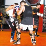 Esta noche se disputa el cetro nacional de Artes Marciales Mixtas de las 125 libras