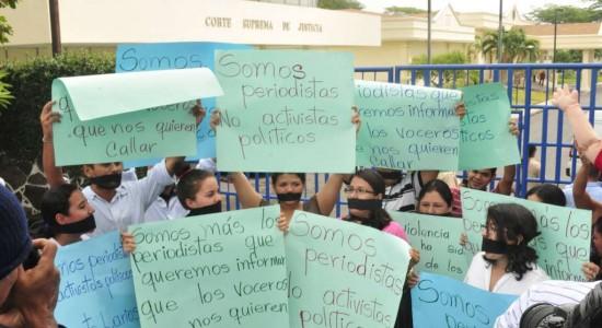 Aumenta deterioro a libertad de prensa en Nicaragua
