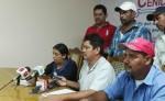Integrantes del Consejo de la Tierra anuncian que recurrirán de amparo contra la Asamblea Nacional LA PRENSA/E. ROMERO