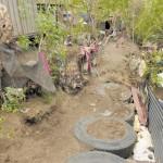 Daños con las primeras lluvias en Nicaragua