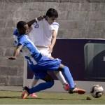 Selección de Futbol Sub-20 con rotaciones en último amistoso ante Honduras