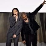 Rihanna y Kanye West  en nuevo álbum