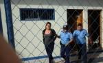 Gladys Yadira Palacios   dijo ayer ser inocente. LA PRENSA/ARCHIVO