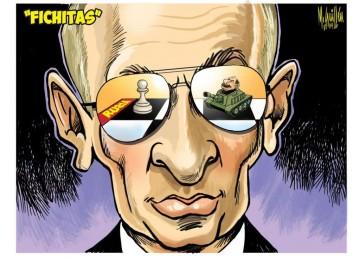 Caricatura 30/4/2016
