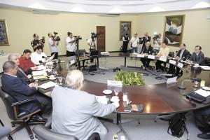 El Fondo Monetario Internacional estuvo por una semana en Managua para revisar las cifras 2015 y perspectivas 2016. LAPRENSA/L.VILLAGRA