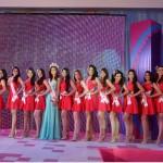 Candidatas a Miss Teen Nicaragua 2016 se presentan oficialmente