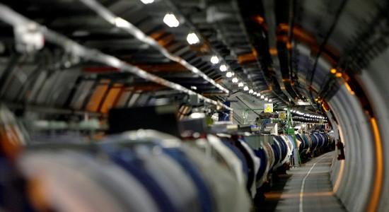 Gran Colisionador de Hadrones del CERN paralizado