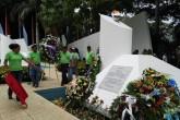 Expulsan a equipo de LA PRENSA del mausoleo de Tomás Borge