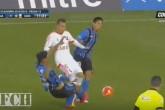 Futbolista chileno sufre aterradora fractura durante partido