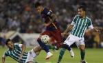 Neymar destacó. LAPRENSA/ EFE