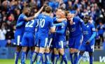 El Leicester está a tres puntos del título. LAPRENSA/ EFE