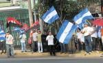 Los empleados estatales son obligados  a participar en actividades en apoyo al gobierno. Unos 27,000 funcionarios públicos han sido despedidos durante la administración de Daniel Ortega. LAPRENSA/ARCHIVO Los empleados estatales son obligados  a participar en actividades en apoyo al gobierno. Unos 27,000 funcionarios públicos han sido despedidos durante la administración de Daniel Ortega.   LAPRENSA/ARCHIVO