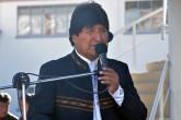 Presidente de Bolivia aumenta el salario de los trabajadores y anuncia austeridad