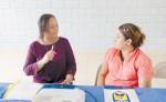 Los padres de familia asistentes  conocieron toda la propuesta educativa del colegio. LA PRENSA /LUIS GUTIÉRREZ