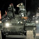 Países vecinos en alerta por compra de tanques rusos