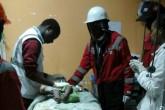 Rescatan a bebé tras 80 horas bajo los escombros en Nairobi