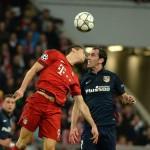 Atlético de Madrid elimina al Bayern y es el primer finalista de la Champions