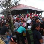 El Consejo Nacional Electoral (CNE), acusado por la oposición de servir al gobierno, aún no anuncia el procedimiento de verificación de firmas para activar el referendo revocatorio de Nicolás Maduro. LA PRENSA/EFE/Palacio de Miraflores