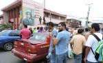 Los taxistas en Jinotepe esperan que las autoridades cumplan  con mantener los operativos para sacar de circulación a los taxis ilegales. LA PRENSA/M. GARCÍA.