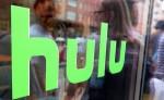 Logo de Hulu en los Milk Studios de Nueva York, Estados Unidos. LA PRENSA/AP/Dan Goodman